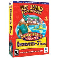Knowledge Adventure Jumpstart K-2: Lost Island Adventures (Mac)