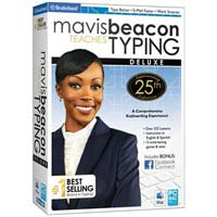 Encore Software Mavis Beacon Teaches Typing Deluxe - 25th Anniversary Edition SB (PC / MAC)