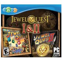iWin Jewel Quest 1 & 2 JC (PC)