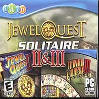 iWin Jewel Quest Solitaire 2 & 3 JC (PC)
