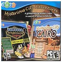 iWin Mysterious City Adventures - Vegas & Cairo JC (PC)