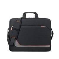 "SOLO Laptop Slimcase Fits Screens up to 17.3"" - Black"