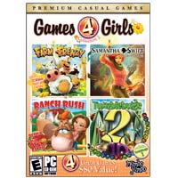 MumboJumbo Games 4 Girls: Volume 2