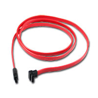 CP Technologies ClearLinks Right-Angle SATA Cable 36""