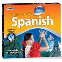 Individual Software Learn to Speak Spanish (PC)