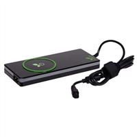 iGo 90 Watt AC/DC Notebook Charger with Green Technology, USB (850mAH) Charging Port, and 8 Power Tips