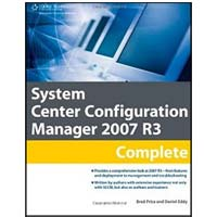 Cengage Learning SYSTEM CENTER CONFIGURATI
