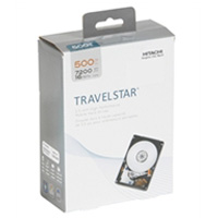"HGST Travelstar 7K500 500GB 7,200 RPM SATA 3.0Gb/s 2.5"" Internal Hard Drive Kit HD20500 IDK/7K"