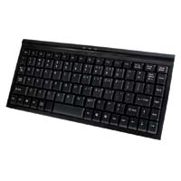 Gear Head Mini USB Keyboard - Black