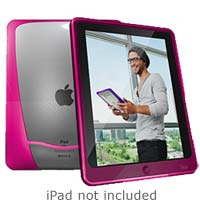 iSkin Inc iSkin Vu for the Apple iPad Cosmo