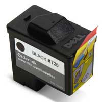 Dell Series 1 Black Standard Ink Cartridge