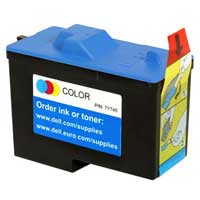 Dell Series 2 Standard Capacity Color Ink Cartridge