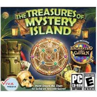Encore Software The Treasures of Mystery Island JC (PC)