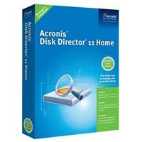 Acronis Disk Director 11 Home (PC)