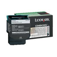 Lexmark C540H1CG High Capacity Return Program Cyan Toner Cartridge