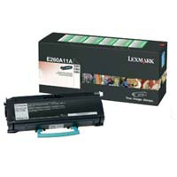 Lexmark C260A11A Black Return Program Toner Cartridge