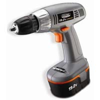 Chicago Power Tools Power-1 19.2-Volt Cordless Drill/Driver