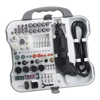 Chicago Power Tools 220 Piece Rotary Tool Set