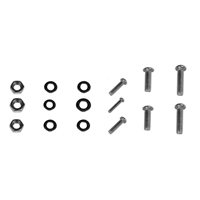 Performance Tools 224 Piece Stainless Steel Assortment
