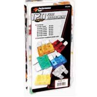 Performance Tools Mini Fuse Assortment - 120 Piece