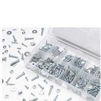 Performance Tools 347 Piece SAE Nuts & Bolts Assortment