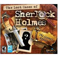 Encore Software The Lost Cases of Sherlock Holmes JC (PC)