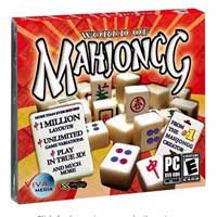 Encore Software World of Mahjongg JC (PC)