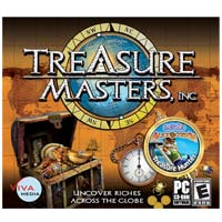 Encore Software Treasure Masters JC (PC)