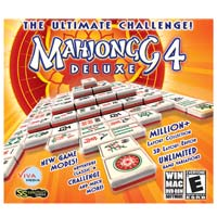 Encore Software Mahjongg Deluxe 4 (PC / MAC)