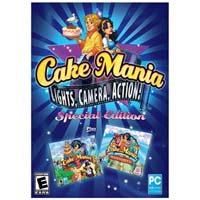 Encore Software Cake Mania: Lights, Camera, Action! Special Edition (PC)
