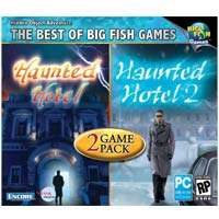 Encore Software Haunted Hotel 2 Pack JC (PC)