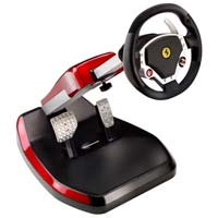 Thrustmaster Ferrari Wireless GT Cockpit 430 Scuderia Edition for PC and PS3