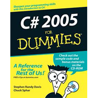 Wiley C# 2005 FOR DUMMIES