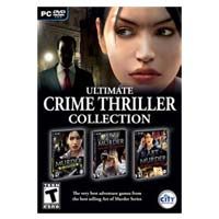 City Interactive Ultimate Crime Thrille Collection (PC)