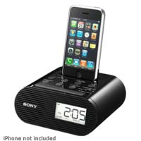 Sony Clock Radio for iPod/iPhone