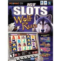Masque IGT Slots: Wolf Run (PC / MAC)
