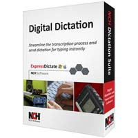 NCH Software NCH Dictation Suite (PC / MAC)
