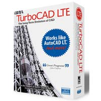 IMSI TurboCAD LTE (PC)