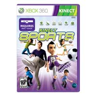 Microsoft Kinect Sports (Kinect for Xbox 360)
