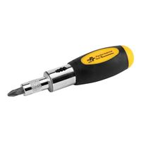 Performance Tools 38 Piece Ratcheting Screwdriver Set