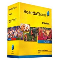 Rosetta Stone V4 TOTALe: Spanish (Latin American) Level 1 (PC / MAC)