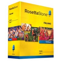 Rosetta Stone V4 TOTALe: Italian Level 1 (PC / MAC)
