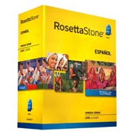 Rosetta Stone V4 TOTALe: Spanish (Spain) Level 1-3 (PC / MAC)