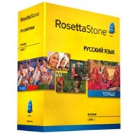 Rosetta Stone Rosetta Stone Russian V4 TOTALe - Level 1 (PC / MAC)
