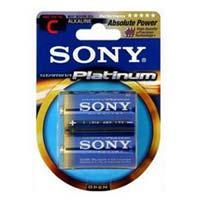 Sony C Alkaline Battery 2 Pack