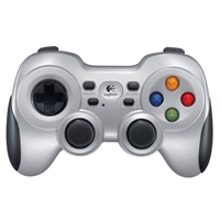 Logitech Wireless 2.4GHz Gamepad Controller - Silver