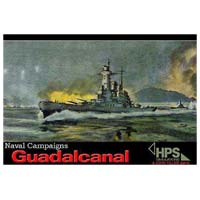 HPS Simulations Naval Campaigns: Guadalcanal (PC)
