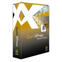 Quark Software QuarkXPress 8 Americas Edition for Education (PC/Mac)