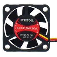Evercool 30mm Case Fan