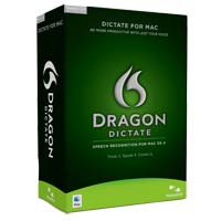 Nuance Dragon Dictate for Mac